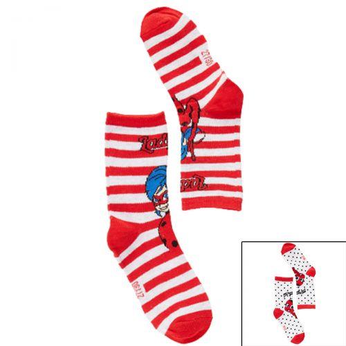 Ladybug Pair of socks