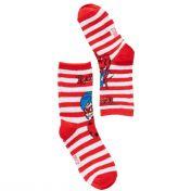 Ladybug Paar sokken