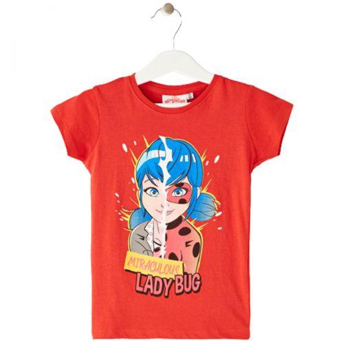LadyBug T-shirts met korte mouwen