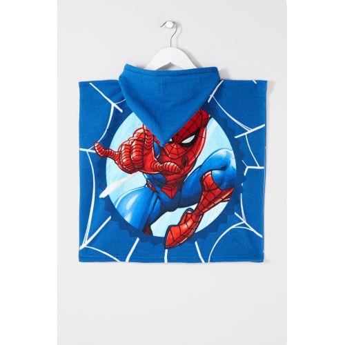 Serviette Poncho Spiderman