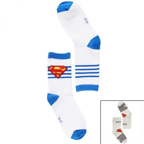 Chaussette Superman