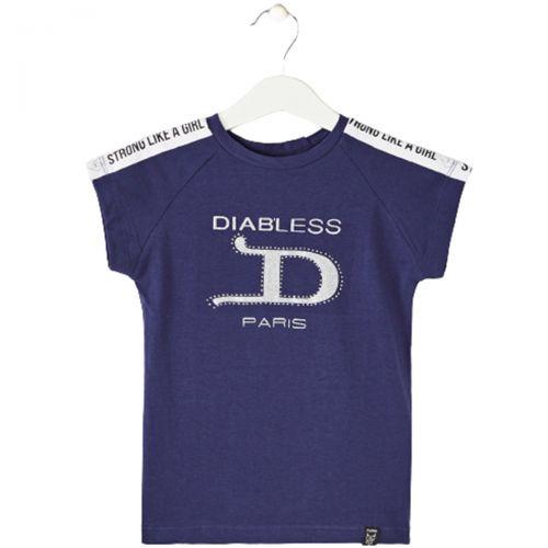 Diabless T-shirts met korte mouwen