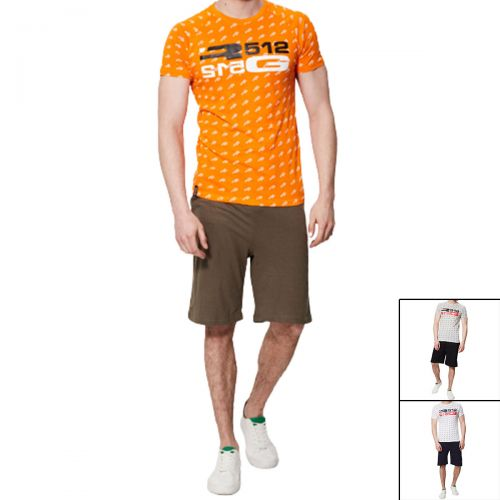 RG512 Clothing of 2 pieces Man