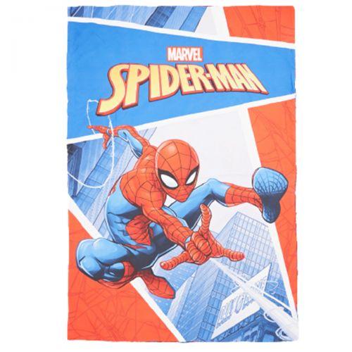 Housse de couette + Taie d'oreiller Spiderman