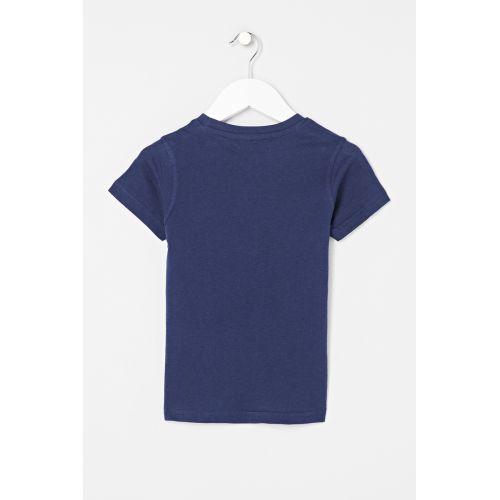 Old River T-shirt met korte mouwen
