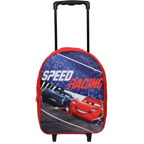 Cars Schoolbag with wheels