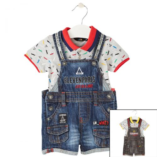 Eleven Paris Clothing of 2 pieces