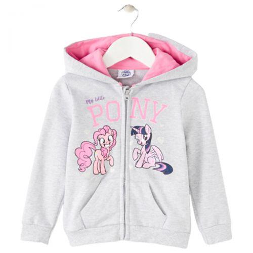 Pony Hooded Jacket