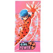 Serviette polyester Ladybug