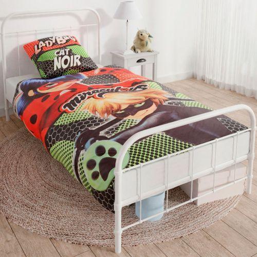 Ladybug Bettbezug + Kissenbezug