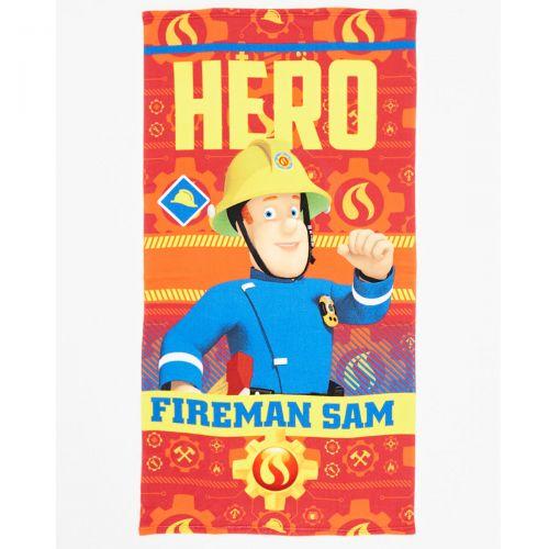 Fireman Sam Handdoek