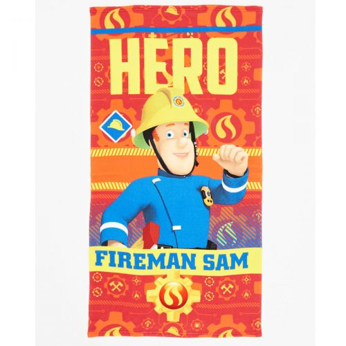 Serviette Microfibre Sam le Pompiers