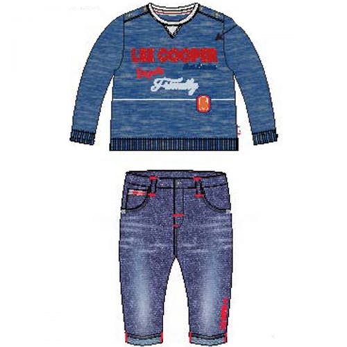 T-shirt with long sleeves Lee Cooper from 8 to 12 years