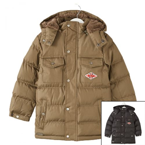 Lee Cooper Parka with a hood
