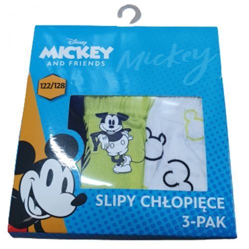 Lot de 3 slips Mickey ATTENTE