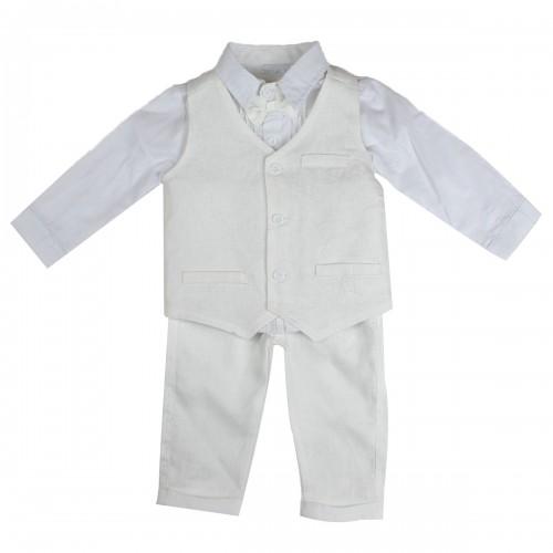 Abbigliamento 4 pezzi Tom-Kids da 3 a 12 mesi