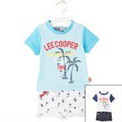 Abbigliamento di 2 pezzi Lee Cooper da 3 a 24 mesi