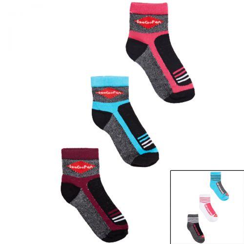 Lee Cooper Paquete de 3 pares de calcetines