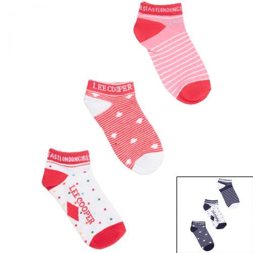 Lee Cooper Packung mit 3 Paar Socken