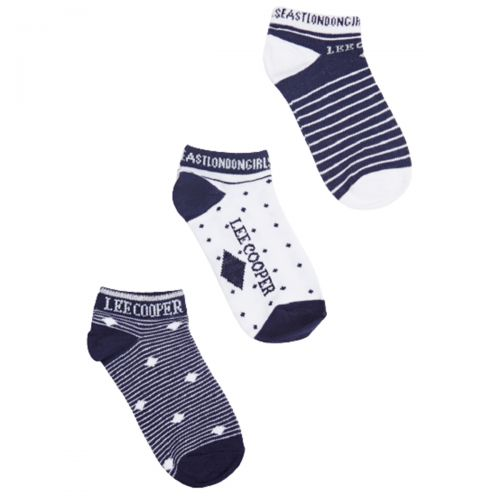 Lot de 3 paires de chaussettes Lee Cooper