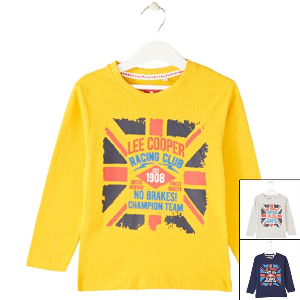 T-shirt Lee Cooper