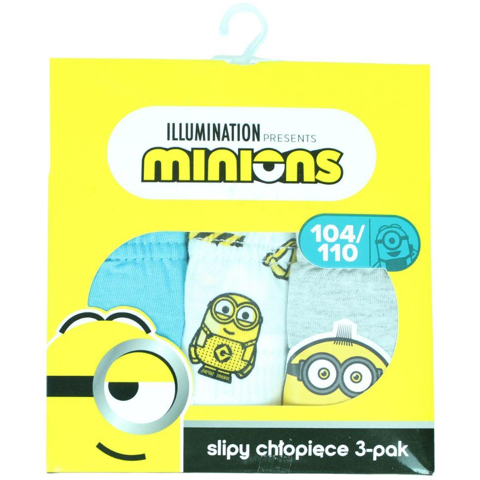 Lot de 3 slips Minions