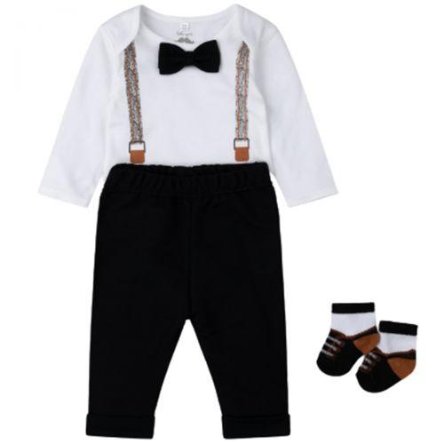 Abbigliamento di 3 pezzi