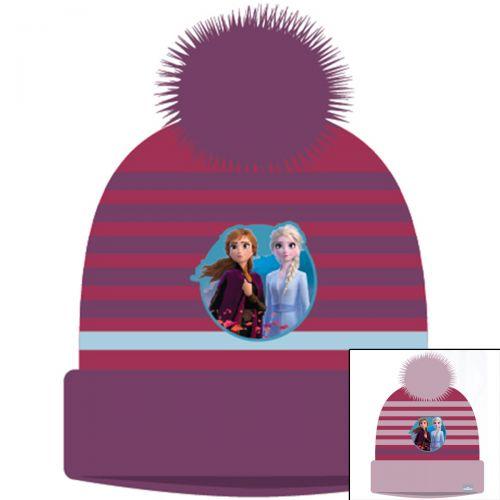 Frozen Berretto con pon pon