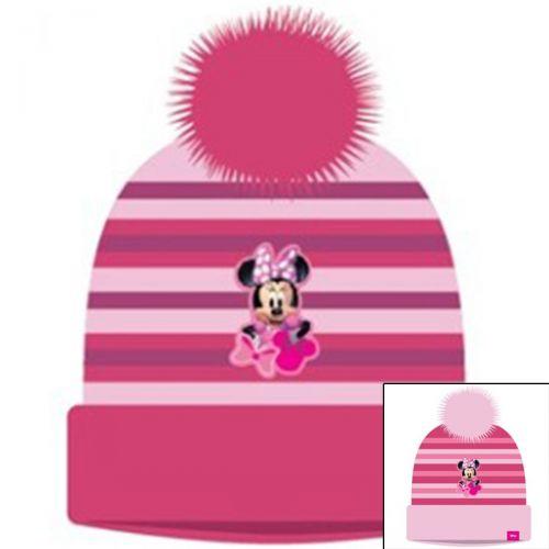 Bonnet avec pompon Minnie