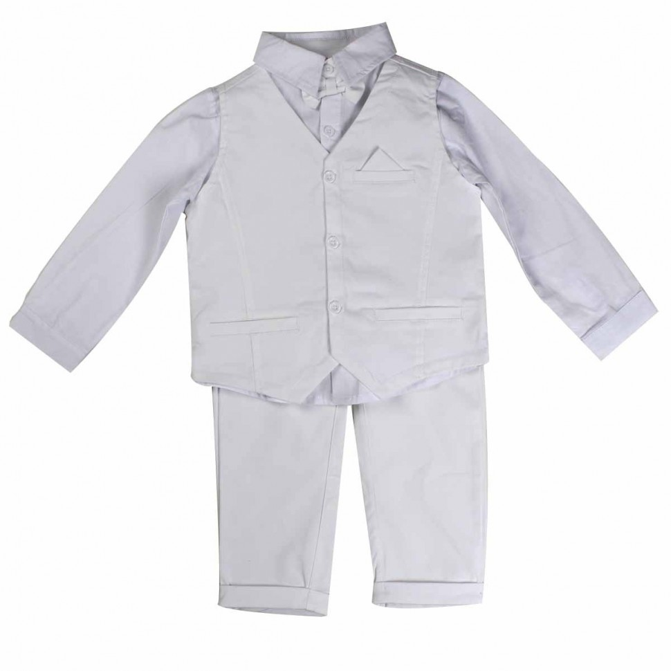 Baptismal clothing Tom-Kids from 3 to 12 months