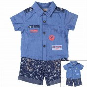 Clothing of 3 pieces Lee Cooper from 6 to 24 months
