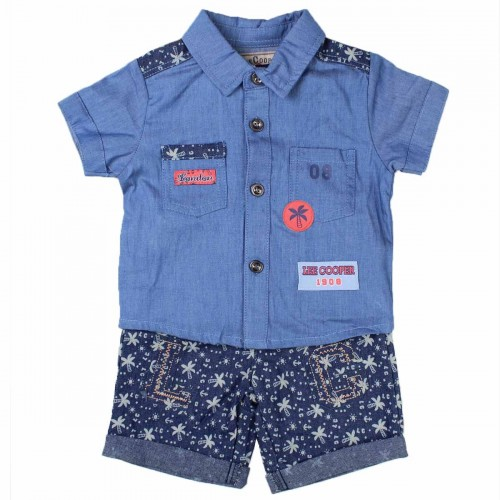 Ensemble 3 pieces Lee Cooper du 6 au 24 mois