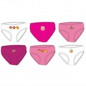 Set of 3 panties Soy Luna from 4 to 12 years