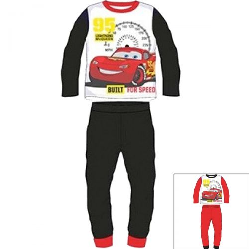 Long pajamas Cars from 2 to 8 years