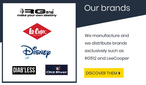 The brands we manufacture