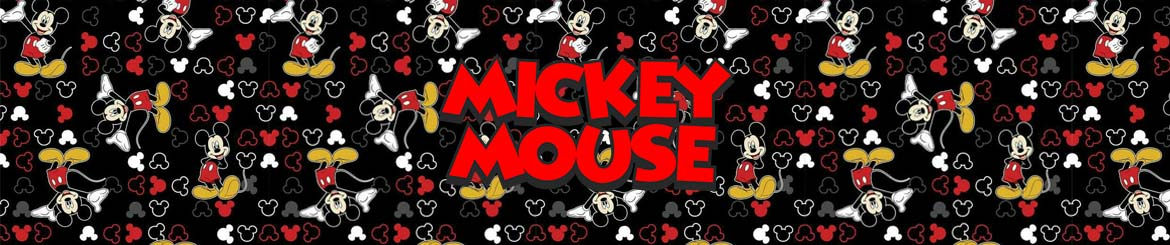 Aubervilliers wholesaler of clothing Mickey Mouse