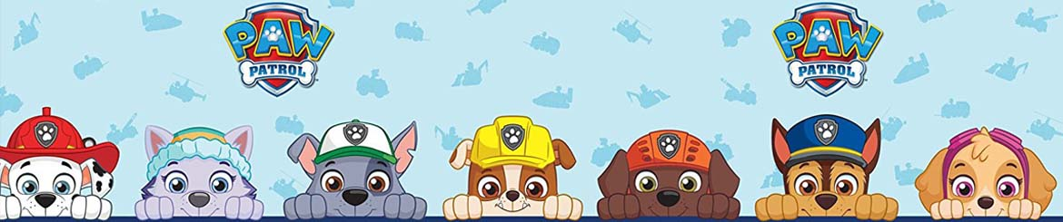 Wholesale of clothing and accessories Paw Patrol