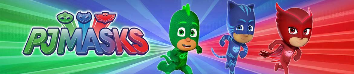 Online apparel supplier PJ Masks